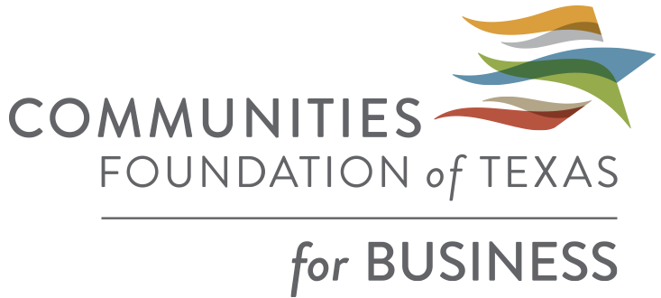 Entrepeneurs for North Texas - a program of Communities Foundation of Texas