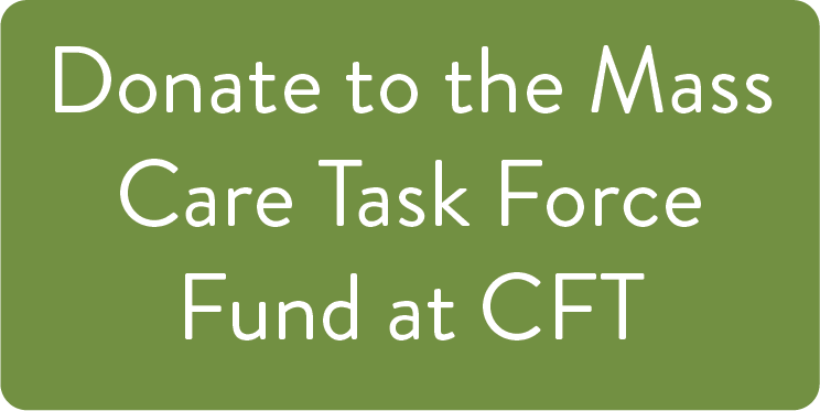 Donate to the Mass Care Task Force Fund at CFT